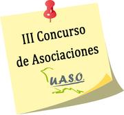 Resultados III Concurso de Asociaciones U.A.S.O. - UASO.es