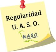 Resultados Regularidad U.A.S.O. 2013-2014 - UASO.es