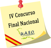 Resultados IV Concurso Final Nacional U.A.S.O. 2014-2015 - UASO.es
