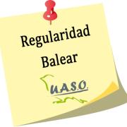 Resultados Regularidad Balear UASO 2018 - UASO.es