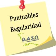 Resultados Puntuables Regularidad UASO 2018 - UASO.es